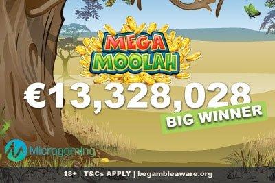 Mega Moolah von Microgaming