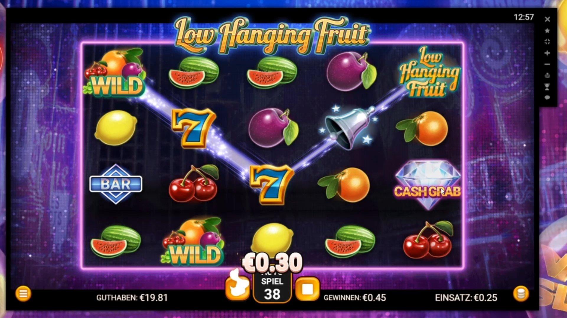 Online Casino Spilen