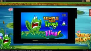 Temple Cash Frogs 'n Flies header