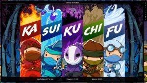 Legend of 5 Ninjas
