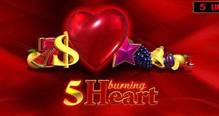 5 Burning Heart – 52 Spin Testbericht