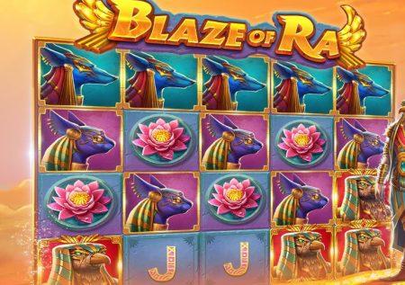 Blaze of Ra – 52 Spin Testbericht