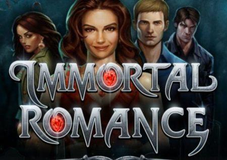 Slotinfos: Immortal Romance