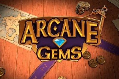 Slotinfos: Arcane Gems