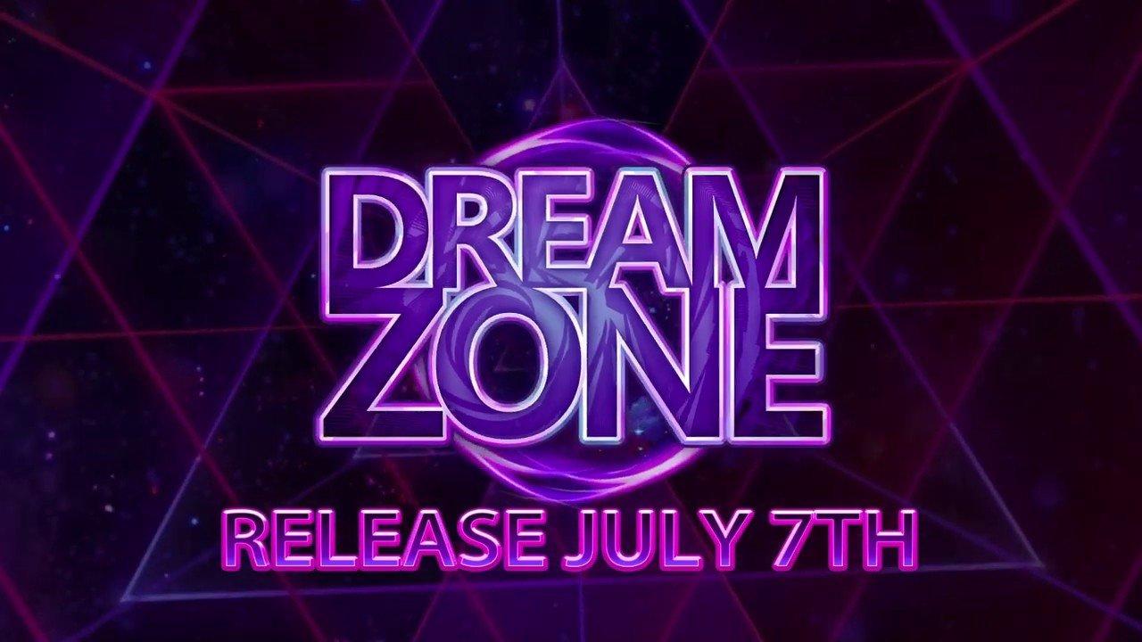 Dream zone sleep mask