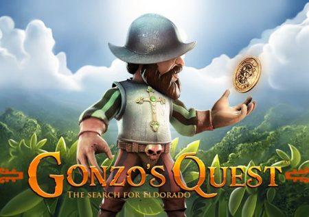 Slotinfos: Gonzo's Quest