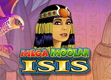 Slotinfos: Mega Moolah Isis