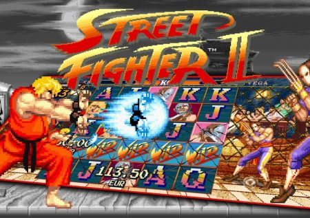 Street Fighter 2 – The World Warrior Slot
