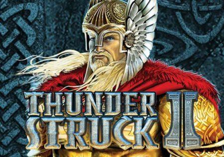 Slotinfos: Thunderstruck II