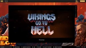 Vikings got to Hell header