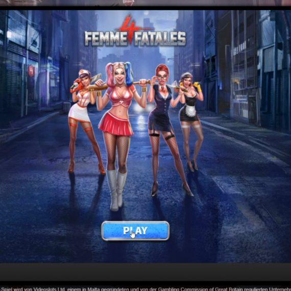 4 Femme Fatale