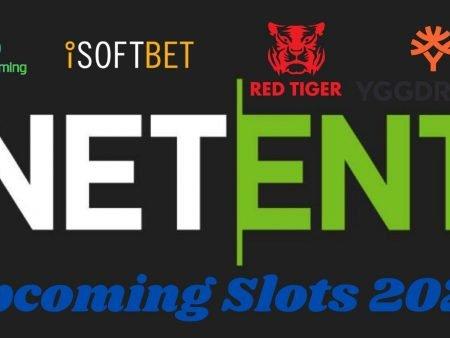 Spielvorschau – Upcoming Slots 2020 – Teil 2