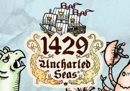 1429 Uncharted Seas – 63 Spin Testbericht