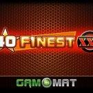 40 Finest XXL – 112 Spin Testbericht