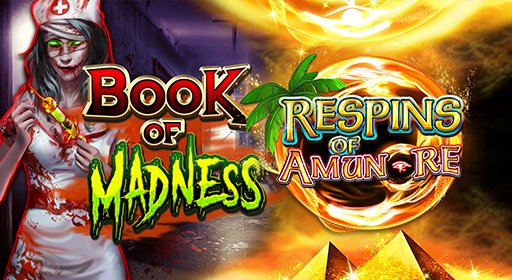 Book of Madness (Respins of Amun Re)