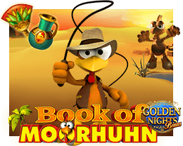 Book of Moorhuhn (Golden Nights)