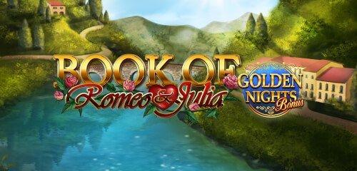 Book of Romeo & Julia (Golden Nights)
