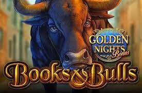 Books and Bulls (Golden Nights)