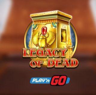 Slotinfo: Legacy of Dead