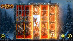 Barbarian Fury NoLimit City