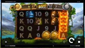 Blazing Bull Kalamba Games