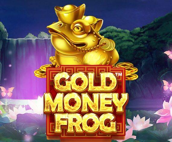Golden Money Frog