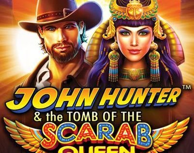 John Hunter: Tomb of the Scarab Queen