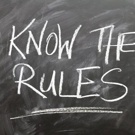 Die goldenen Regeln des Slottens