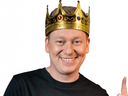 Knossi, der König des Internets