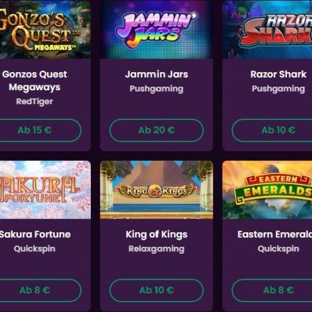 Casino Sofortbonus (Instant Bonus)